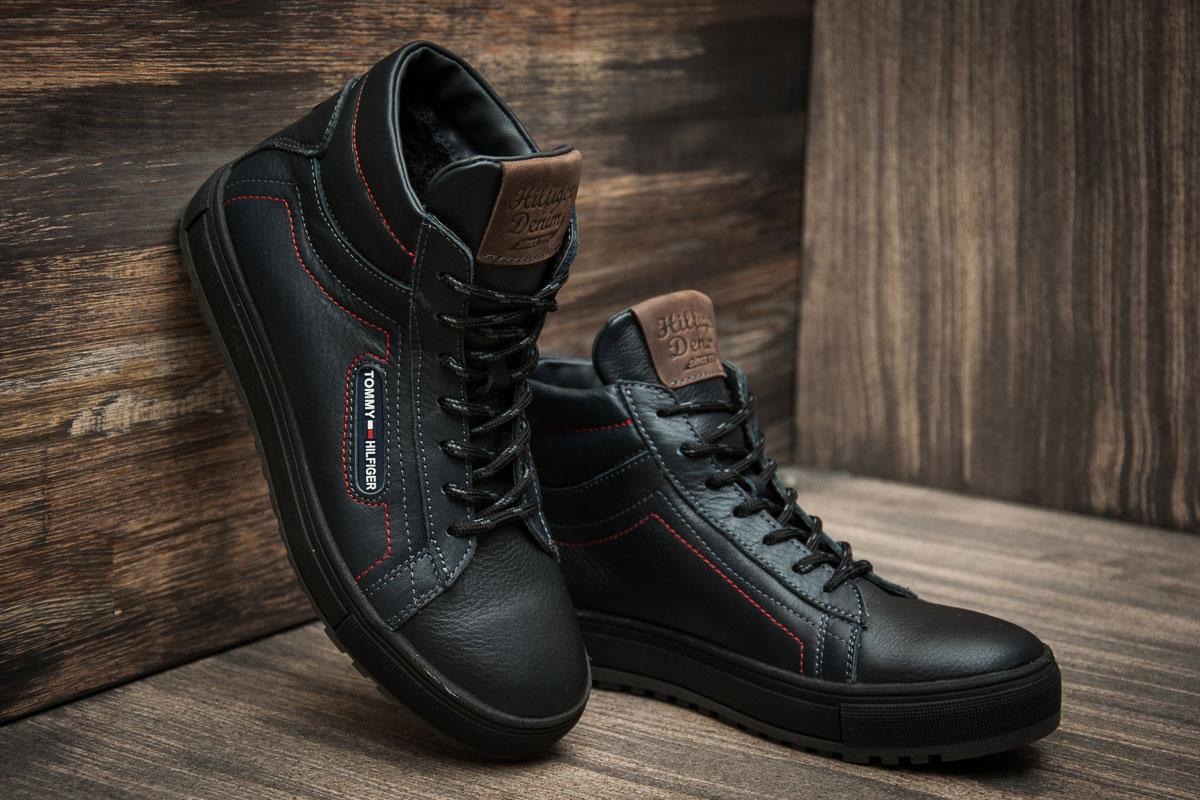 112eaf65 Зимние ботинки Tommy Hilfiger, темно-синий (3841-2), [ 40 (последняя ...