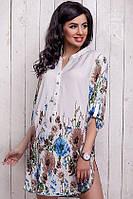 Женская летняя туника платье, фото 1