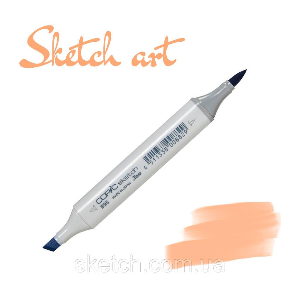Copic маркер Sketch, #YR-02 Light orange