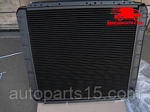 Радиатор водяного охлаждения КАМАЗ 5320 (3-х рядн.) медн. (TEMPEST). 5320-1301010-С. Цена с НДС.