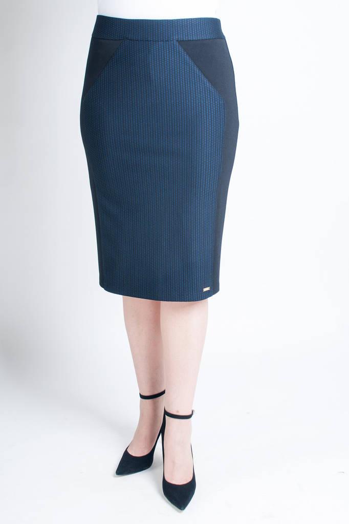 Женская Юбка Нора синяя