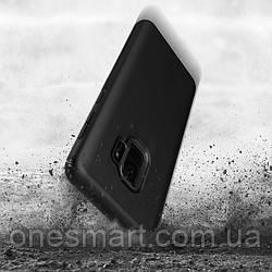 Чехол Patchworks LEVEL ITG для Samsung Galaxy S9, черный