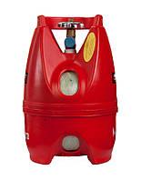 Композитный газовый баллон SAFEGAS 5 литров с безопасным вентилем