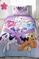 Комплект постельного белья ТАС My little pony movie ранфорс 160-220