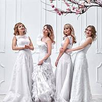 Обновление коллекции свадебных платьев