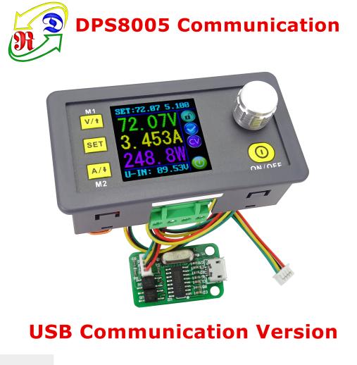 Перетворювач напруги понижуючий DPS8005 80В 5A