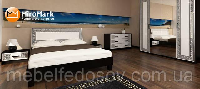Модульная спальня Виола/Viola (Миро Марк/MiroMark)