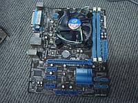 Комплект 1155 Asus P8H61-M LX + Pentium G620 2.6Ghz