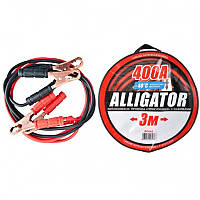 Пусковые провода CarLife Alligator 400A BC643