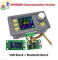 Преобразователь напряжения понижающий DPS8005 80В 5A c Bluetooth платой