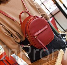 Рюкзак Briana Burgundy, фото 3
