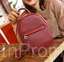 Рюкзак Briana Burgundy, фото 2