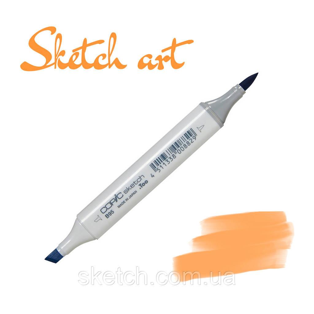Copic маркер Sketch, #YR-14 Caramel