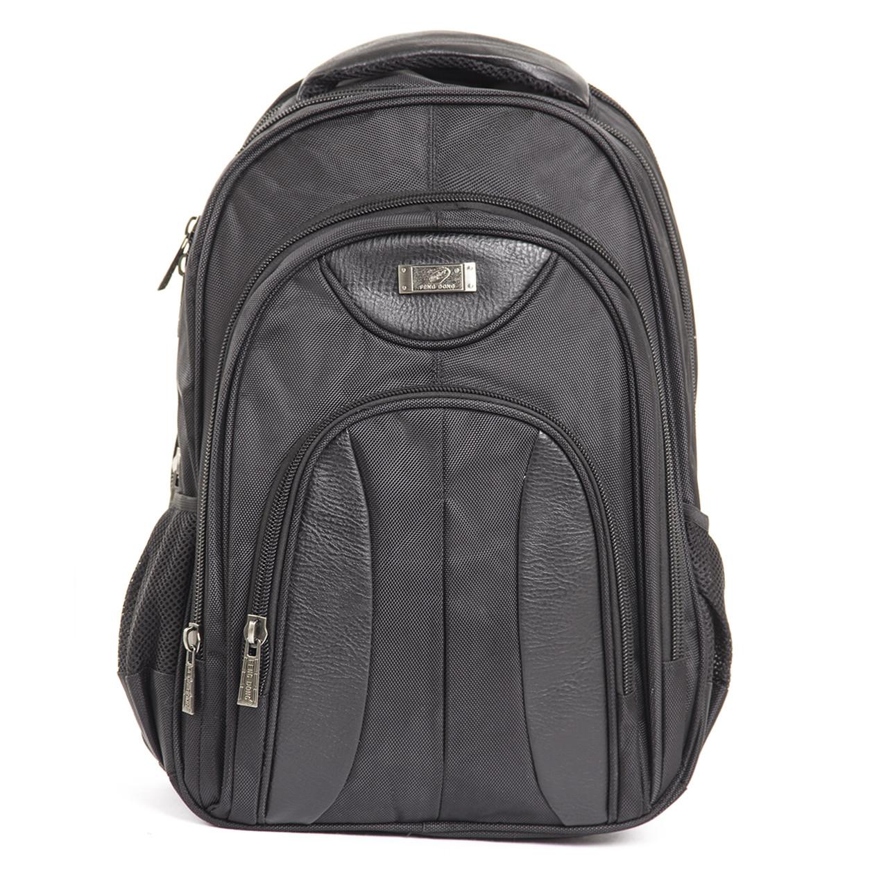 Рюкзак для ноутбука Star Dragon 32х46х14 ткань Карбон Plain