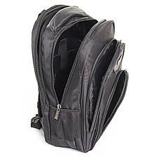Рюкзак для ноутбука Star Dragon 32х46х14 ткань Карбон Plain, фото 3