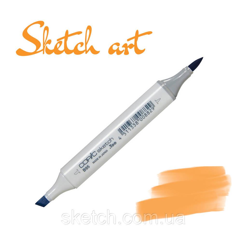 Copic маркер Sketch, #YR-24 Pale sepia