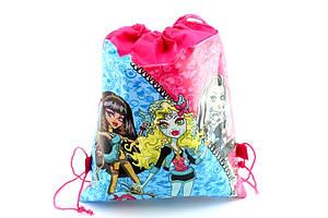 Сумка-рюкзак детская Монстер Хай Monster High