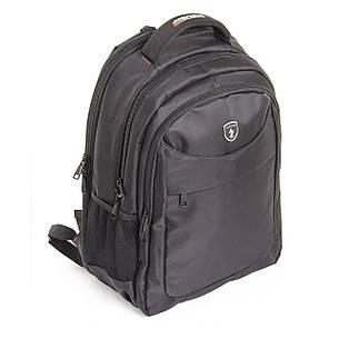 Рюкзак для ноутбука Ju Xi Long 3 отделения 32х48х17 ткань Нейлон на ПВХ основе, фото 2