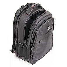 Рюкзак для ноутбука Ju Xi Long 3 отделения 32х48х17 ткань Нейлон на ПВХ основе, фото 3