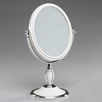 Зеркало косметическое настольное
