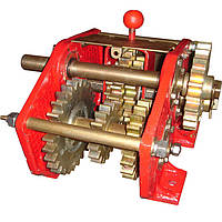 Механизм передач (правый) 108.00.2020А-02 на сеялку СЗ-3,6