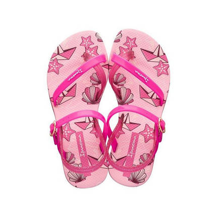 Оригинал Сандалии Детские для девочки 82292-21532 Ipanema Fashion Sandal V Kids Pink, фото 2
