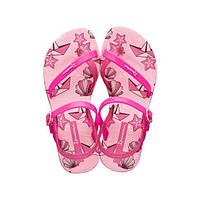 Оригинал Сандалии Детские для девочки 82292-21532 Ipanema Fashion Sandal V Kids Pink