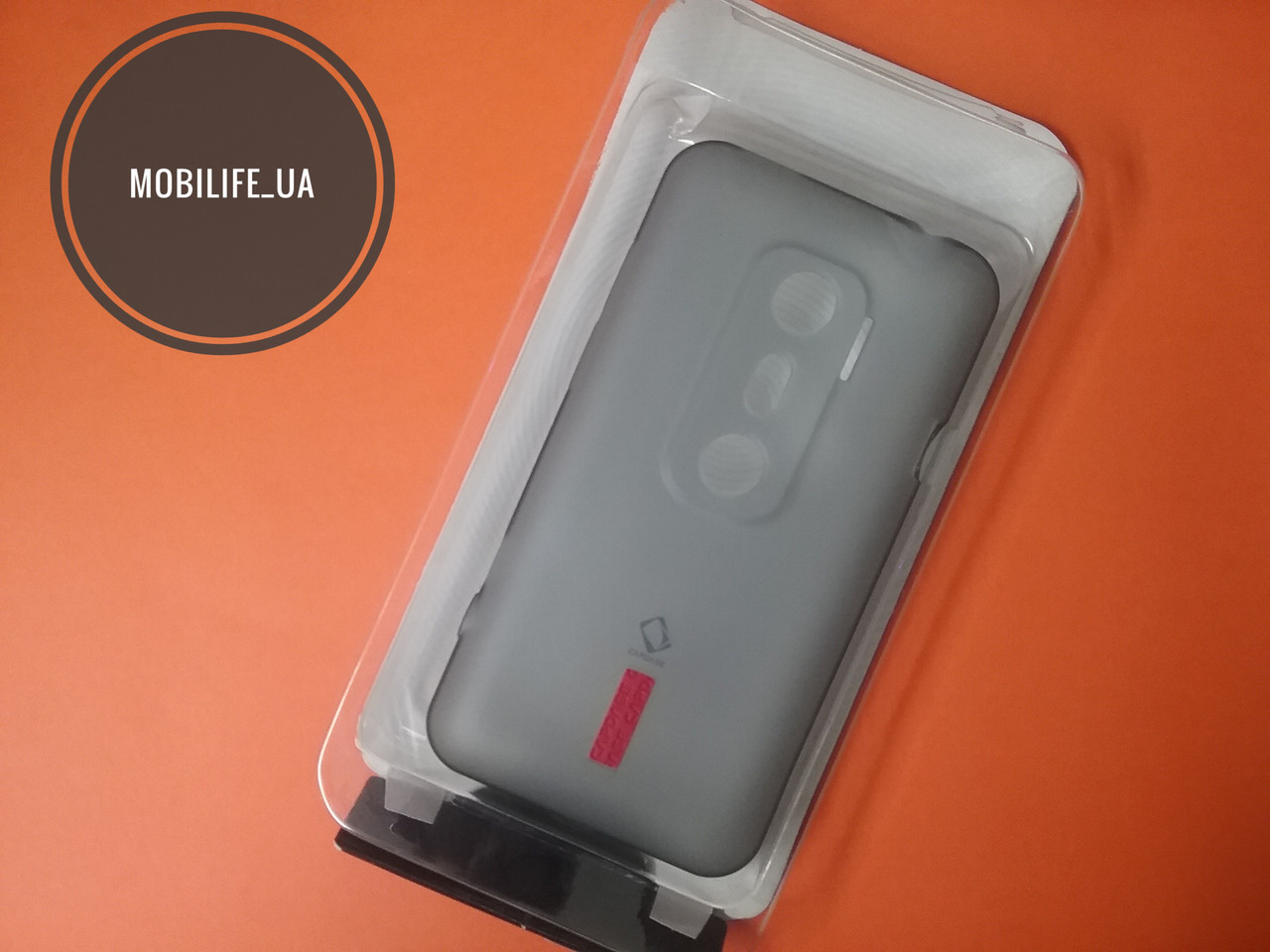Силиконовый чехол HTC EVO 3D