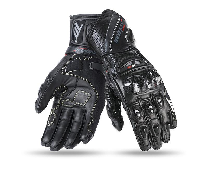 Мотоперчатки Seventy SD-R2 Grey