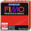 Фимо Профессионал 85 г Fimo Professional - 200 чистый красный