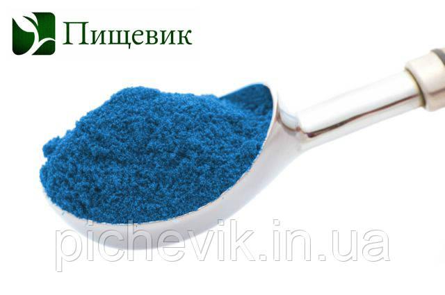 Краситель Бриллиантовый голубой (голубой) Е-133 (Индия) вес: 1 кг