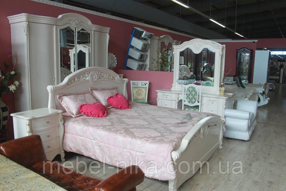 Спальня CF 8653 белая Милана Акция на комплект
