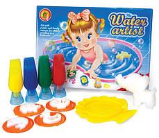 Пальчиковые краски для ванной