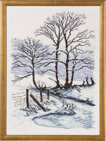 "Набор для вышивания ""Зима (Winter)"" PERMIN"