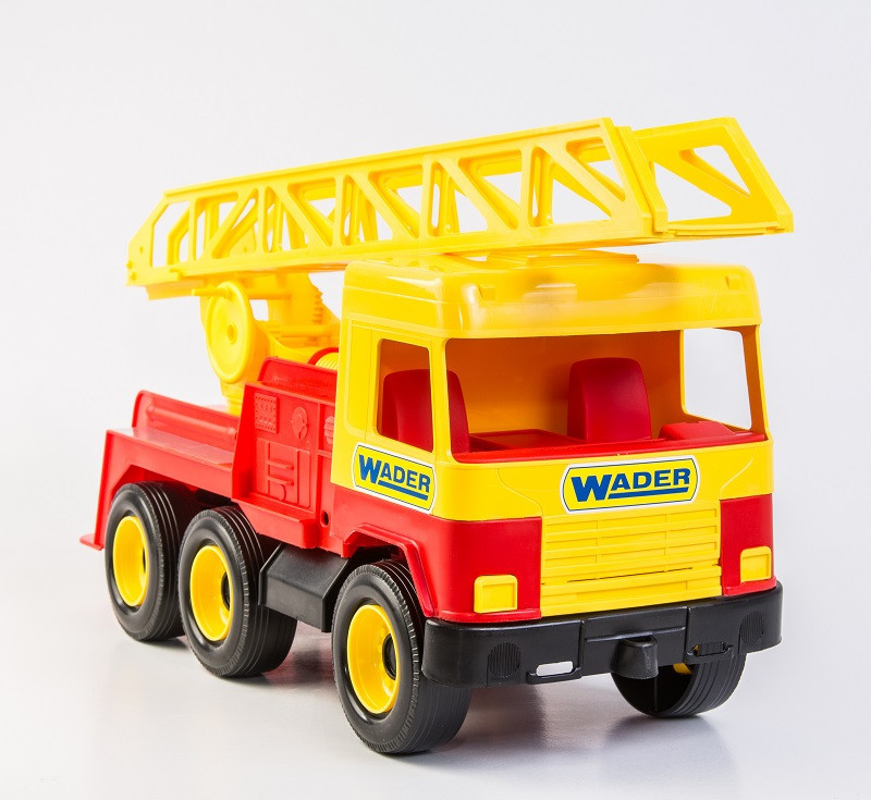 Middle Truck пожежна машина Wader 39225