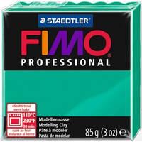 Фимо Профессионал 85 г Fimo Professional - 500 чистый зеленый
