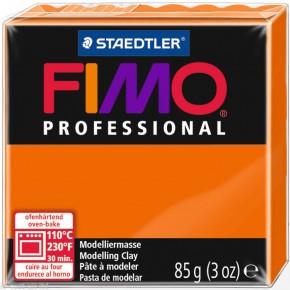 Фимо Профессионал 85 г Fimo Professional - 4 оранж