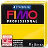 Фимо Профессионал 85 г Fimo Professional - 100 чистый желтый