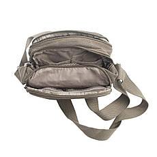 Мужская сумка вертикальная GOLD BE 17х20х12 ткань брезент ксС333х, фото 3