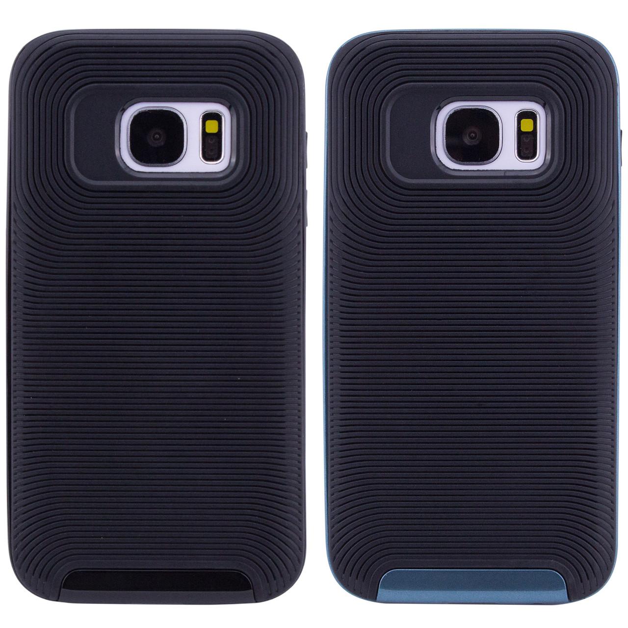 TPU+PC чехол Deen Waves для Samsung G930F Galaxy S7