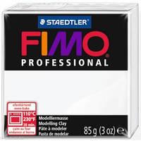 Фимо Профессионал 85 г Fimo Professional - 0 белый