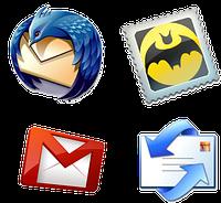 Настройка почтовой программы (1 ящик)