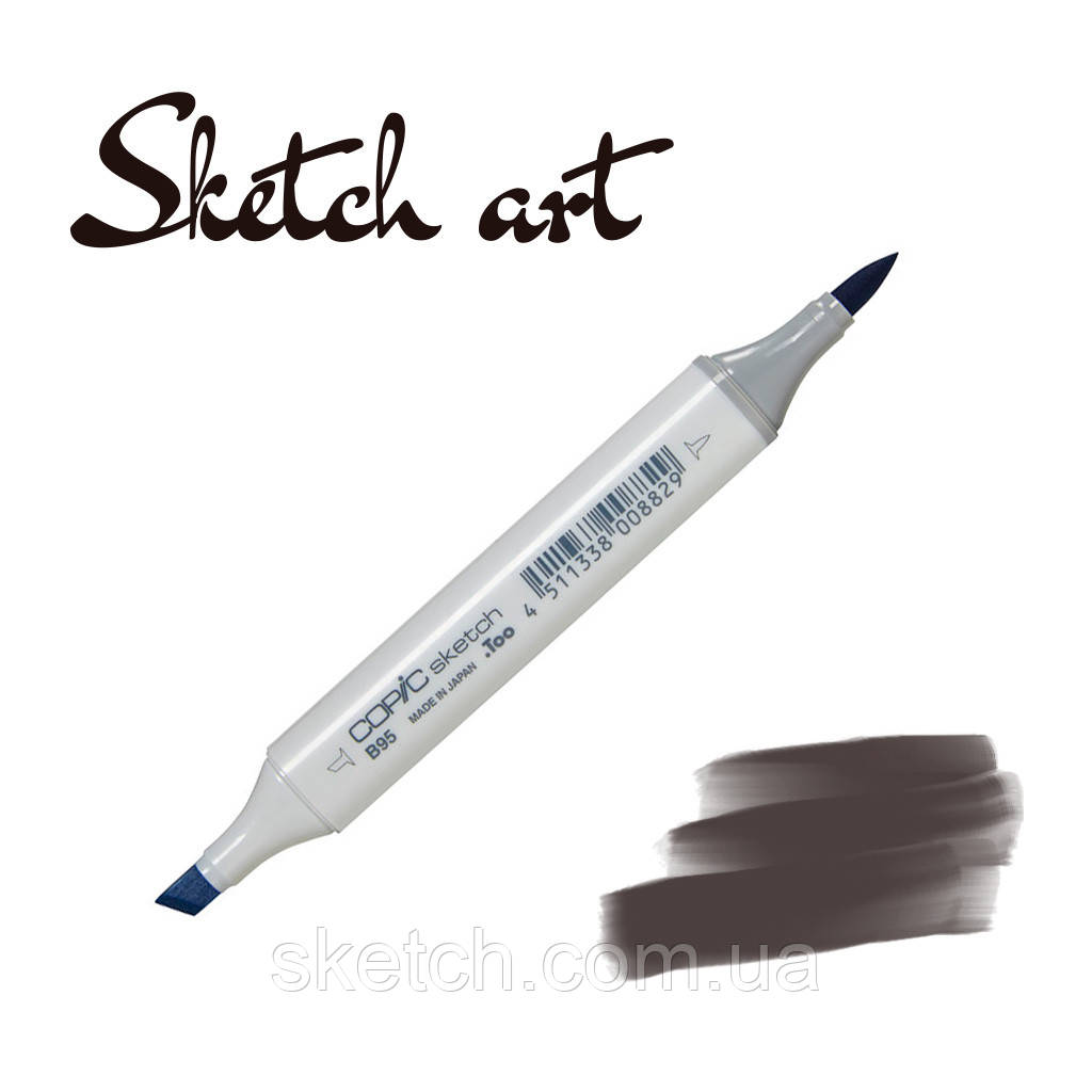 Copic маркер Sketch, #110 Special black