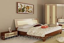 Кровать двуспальная 160 Виола/Viola (Миро Марк/MiroMark)