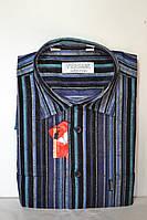 Вельветовая мужская рубашка (размеры 41)