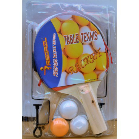 Тенисная ракетка 2шт+тенисный мячик 3шт+сетка