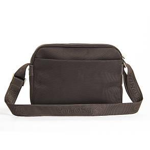 Мужская сумка горизонтальная BAOHUA 28х21х8 ткань Оксфорд ксВН8159-11,5к, фото 2