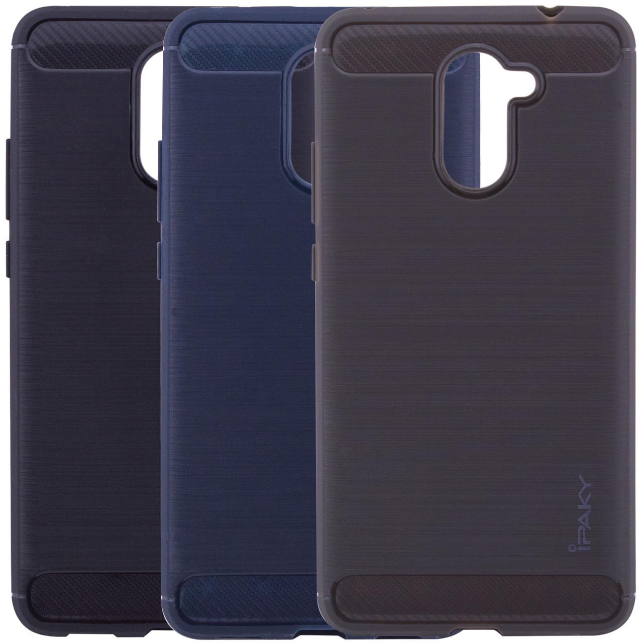 TPU чехол iPaky Slim Series для Huawei Y7 Prime