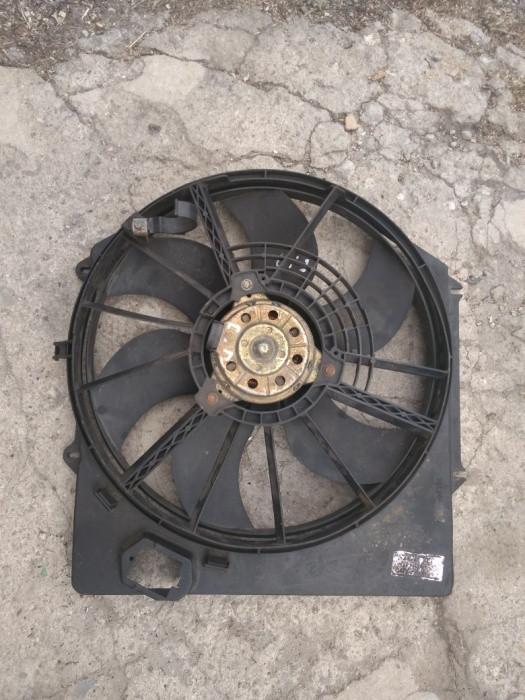 Вентилятор охлаждения основного радиатора Renault