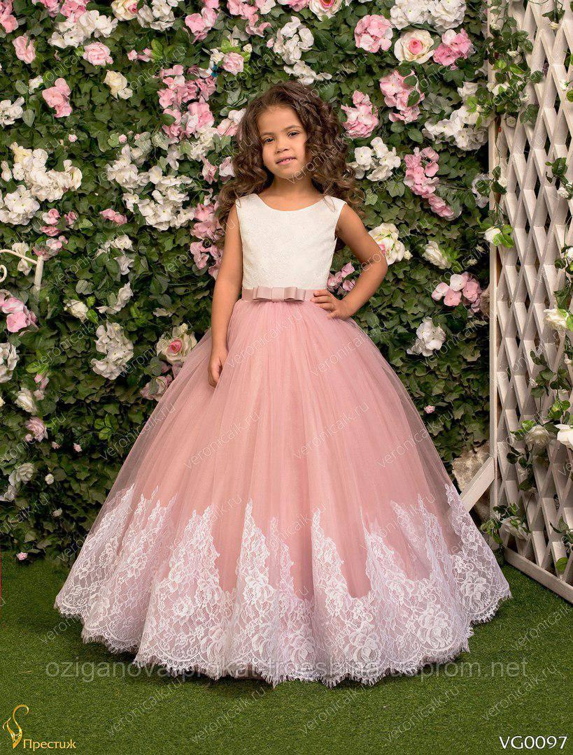 f991ab2dda9 Детское нарядное платье Мириам - прокат